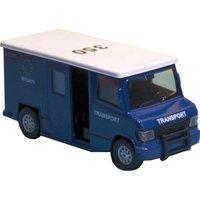 * Was 7.99 Die Cast Pull Back Security Van With Light & Sound