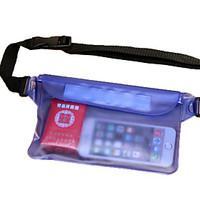 >1 L Waist Bag/Waistpack Cell Phone Bag Hydration Pack Water Bladder Waterproof Dry Bag Belt Pouch/Belt BagSwimming Beach Traveling