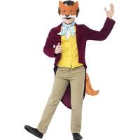 10-12 Years Children\'s Roald Dahl Fantastic Mr Fox Costume