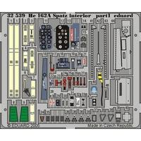 1:32 He 162a Spatz Interior (revell) Eduard Photoetch.