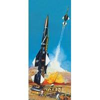 1:56 Revell Monogram Bornarc Missile Model Kit.