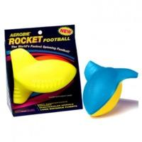 15cm Assorted Aerobie Rocket Football