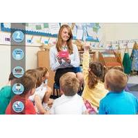 £19 (from Oplex Careers) for an online teaching phonics course, £24 for the advanced course, £39 for both - save up to 94%