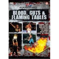 1PW Wrestling - Blood, Guts, and Flaming Tables [DVD]