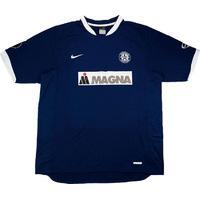 2006-07 Austria Vienna Match Worn UEFA Cup Third Shirt Ertl #22 (v Ajax)