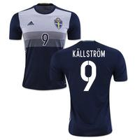 2016-2017 Sweden Away Shirt (Kallstrom 9) - Kids