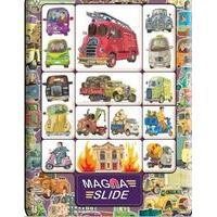 3d Mega Magna - Slide Puzzle - Cheatwell Games