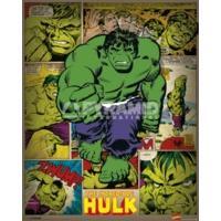 41 x 51cm Marvel Comics Retro Incredible Hulk Mini Poster