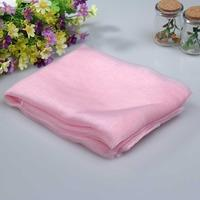 5 x 1.4m Organza Table Runners Wedding Party Banquet Bow Decoration Pink