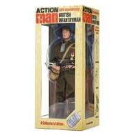 Action Man AM716 50th Anniversary British Infantryman Figure