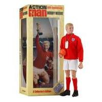 Action Man AM718 Action Man 50th Anniversary Bobby Moore Figure