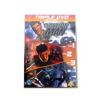 Action Man Triple Pack (DVD)
