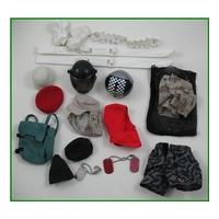 Action Man - accessories