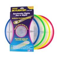Aerobie Skylighter Frisbee LED Illuminated - yellow