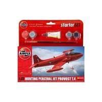 Airfix Hunting Percival Jet Provost T.4 Starter Set 1:72