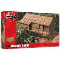Airfix 1:32 Scale Bamboo House Model kit