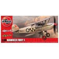 Airfix Hawker Fury Mk I 1:48 Plastic Kit