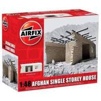 Airfix Afghan Single Storey House 1:48 Scale Unpainted Resin Building