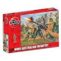 Airfix WWII Australian Infantry Set 1:72 Scale