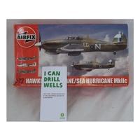 Airfix Hawker Hurricane/ Sea Hurricane Mk 11c. 1:72 Scale.