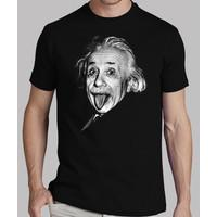 Albert Einstein (Photo Tongue)