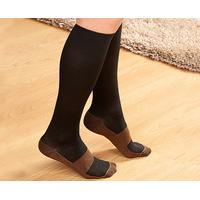 Anti-Fatigue Compression Socks - Buy 2 Pairs SAVE £7