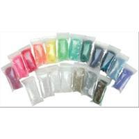 Angelina Straight Cut Fibers .1 Ounce 14/Pkg-Jelly Beans 230602