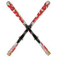 Atomic Red 12 Mens Ski Set