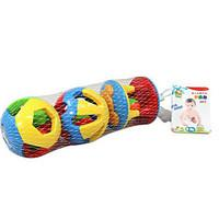 Balls For Gift Building Blocks Model Building Toy Circular Plastic 2 to 4 Years 5 to 7 Years Toys