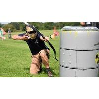 Battle Archery Experience for Two in Bristol