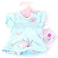 Baby Annabell My First Dress - Blue