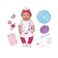 Baby Born Interactive Doctor Doll Set