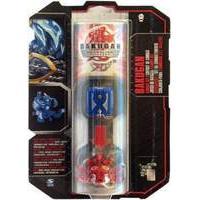 Bakugan Gundalian Invaders Combat Set - PHOSPHOS and TERRORCREST (Blue+Red)