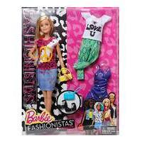 Barbie Fashionista Peace & Love Doll - O