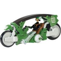 Bandai Ben 10 Omniverse Teen Speed mit RennfahrerBen 10 Omniverse Alien Vehicle