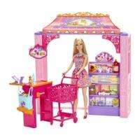 Barbie Malibu Ave. Market + Doll