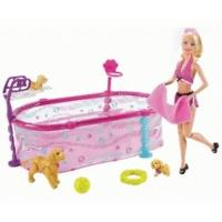 Barbie Puppy Swim School