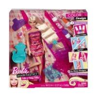 Barbie Hairtastic Colour And Design Salon