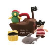 Baby GUND Pirate Ship Playset
