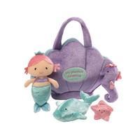 Baby GUND Mermaid Playset