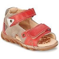 Babybotte TONKA boys\'s Children\'s Sandals in red