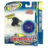 Beyblade Metal Fusion - Defense - Electronic Storm Leone Top B-15