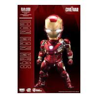 Beast Kingdom Marvel Captain America: Civil War Egg Attack Iron Man Mark XLVI 16cm Action Figure