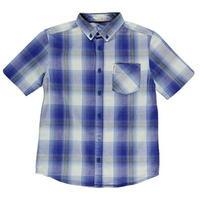 Ben Sherman 98T Short Sleeved Juniors Shirt