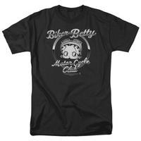 Betty Boop - Chromed Logo