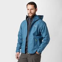 Berghaus Men\'s Stormcloud Waterproof Jacket, Blue
