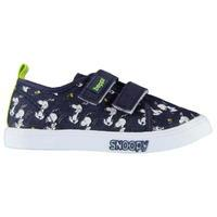 Beppi Snoopy Canvas Trainers Infants