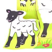 Bigjigs Toys Chunky Puzzle Sheep and Lamb