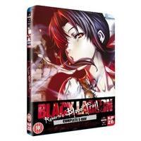 Black Lagoon Roberta\'s Blood Trail OVA Blu-ray
