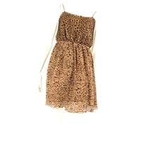 BNWT Motel Rocks Size S Animal Print Style Embellished \'The Animal\' Dress